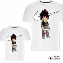 """Ensemble de deux T-shirts """"Nike Dragon Ball Z"""" 2.0"""