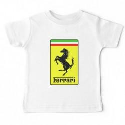 "T-shirt ""Ferrari"""