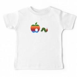 """T-shirt """"Ver de terre apple"""""""
