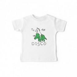 """T-shirt """"A la discothèque"""""""