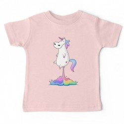 "T-shirt ""Unicorn Fart"""