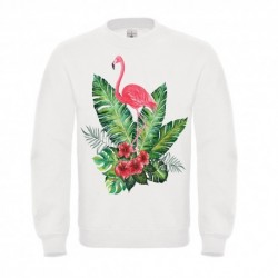 "Sweatshirt ""Flamand rose 3.0"""