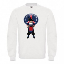 "Sweatshirt ""Dragon Ball Z PSG"""