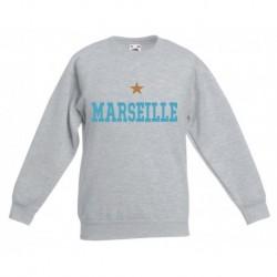 "Sweatshirt ""Marseille"""