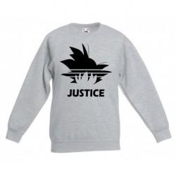 """Sweatshirt """"Justice"""""""
