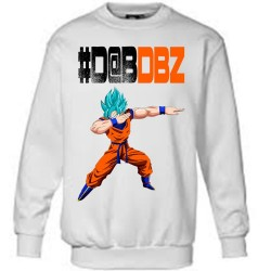 "Sweatshirt ""DAB DBZ"""