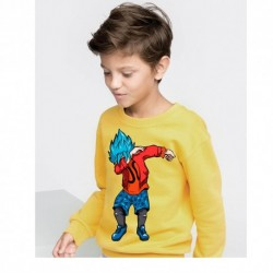 "Sweatshirt ""Dragon Ball Z Dab"""