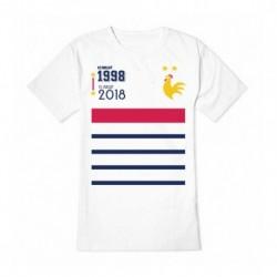 """T-shirt """"France Champion du Monde"""""""