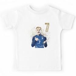 """T-shirt """"Griezmann"""""""