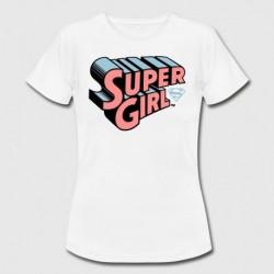 """T-shirt """"Super Girl"""""""