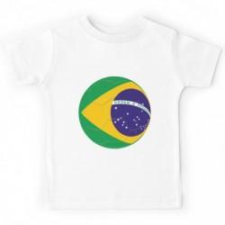 """T-shirt """"Bresil"""""""