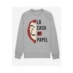 """Sweatshirt """"La Casa del papel"""""""
