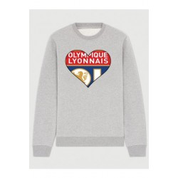 "Sweatshirt ""Olympique lyonnais"""
