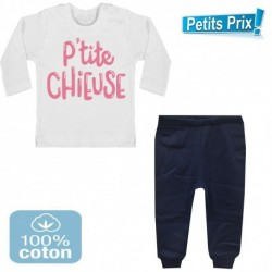 "Ensemble "" P'tite chieuse"""