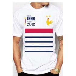 """T-shirt """"Champion du monde"""""""