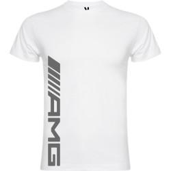 T-shirt pour homme en coton bio - mercedes benz