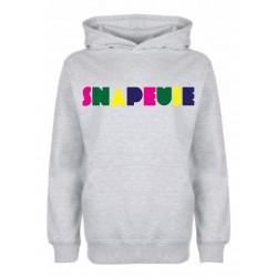 """Sweatshirt """"SNAPEUSE"""""""