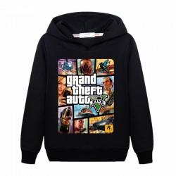 "Sweatshirt ""Grand theft auto V"""