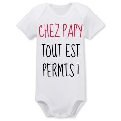 """Body """"Chez papy tout est permis"""""""