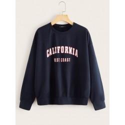 "Sweatshirt ""California West Coast"""