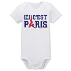 """Body """"Içi c'est Paris"""""""