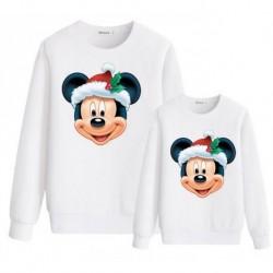 "Sweatshirt ""Mickey spécial Noêl"""