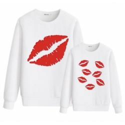 """Ensemble de deux sweatshirts """"Bisous"""""""