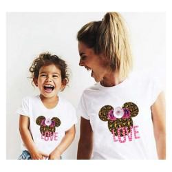 """Ensemble de deux T-shirts """"Minnie 3.0"""""""